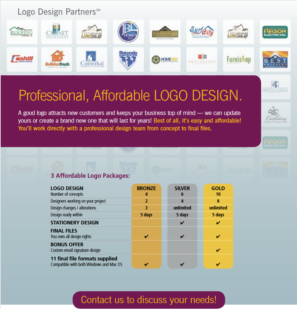 logo design partners